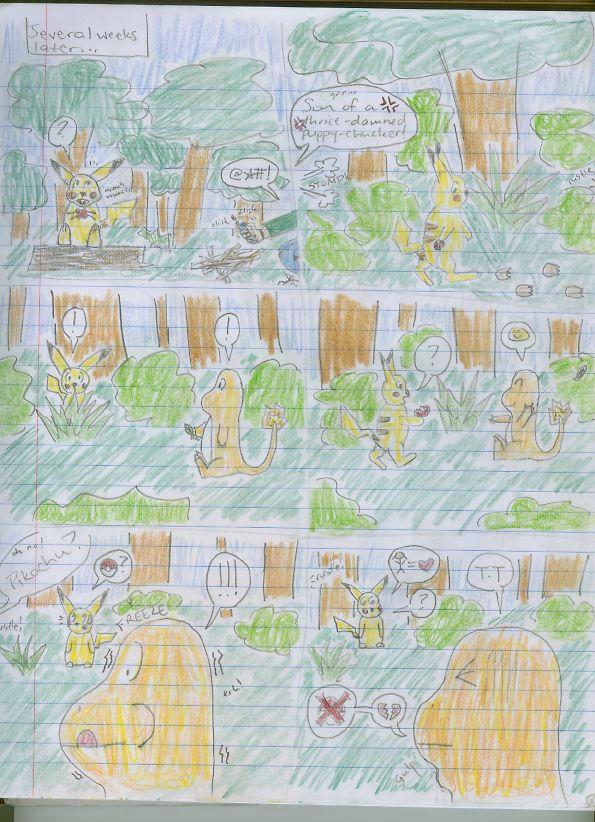 Abandoned Pokemon Pt 4 by daughterofbastet