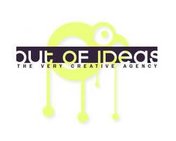 Out Of Ideas Logo by GuardfeldDB