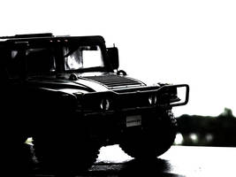 Humvee HDR by GuardfeldDB