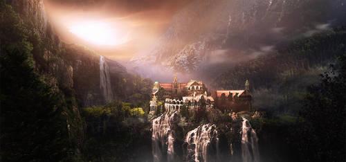 Return to Rivendell by Brukhar