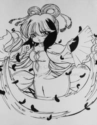 Royal Witch by darkmotives