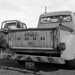 Virginia Dept. of Highways Truck by rdungan1918