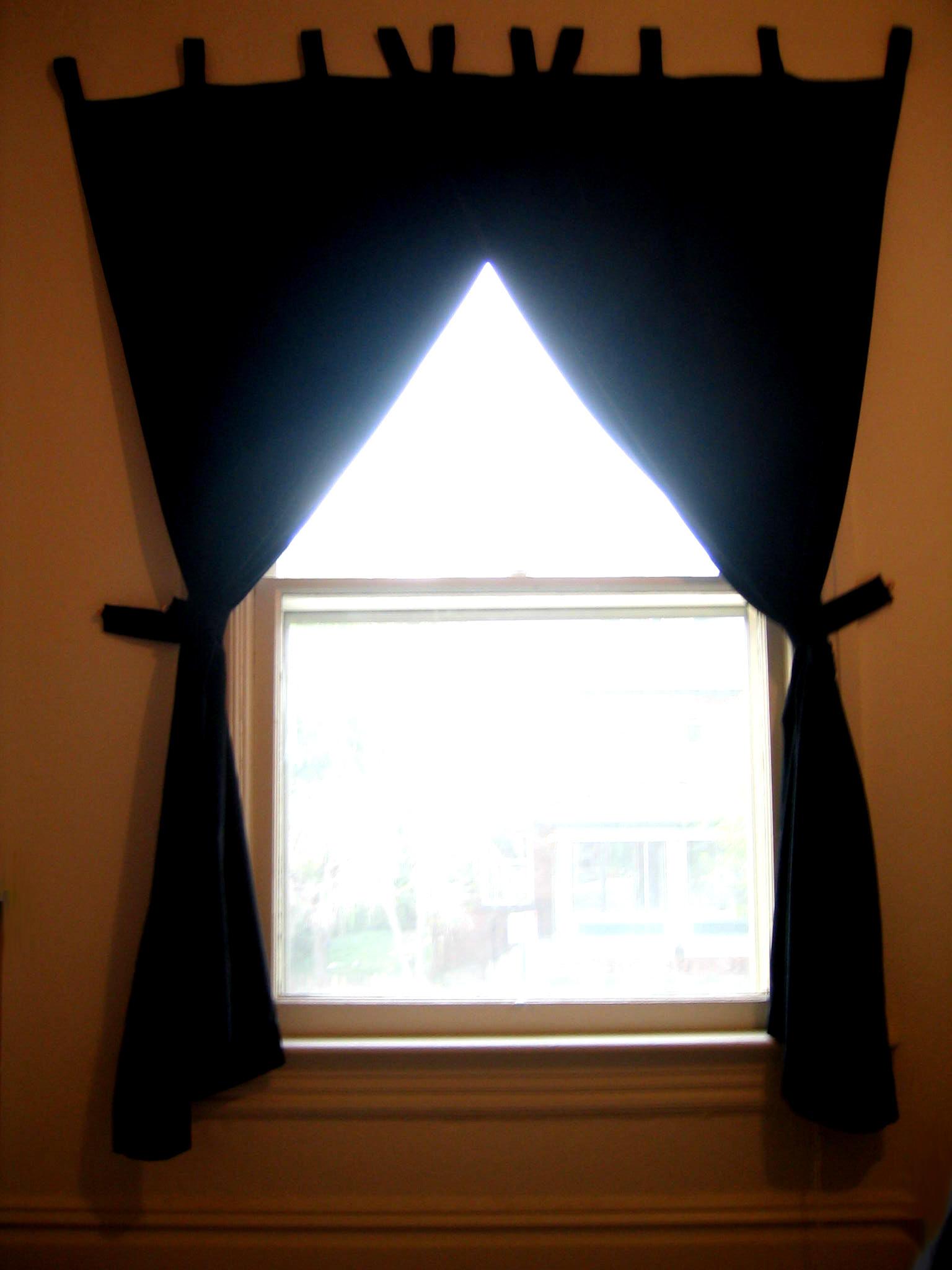 Blackest Curtain by centristok