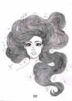 magical hair by ImAgInR-WyDeN