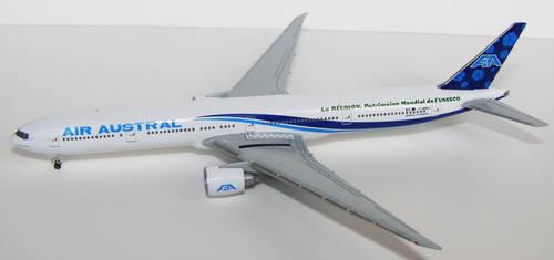 Air Austral by teamblazeman