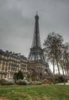 Eiffel Tower by marschall196