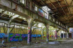 Old Industrial Hall by marschall196