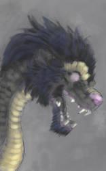 angery by Darkforestwarrior