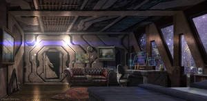 Captain's Quarters by AlwynT