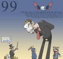 Occupy America by bluefluke