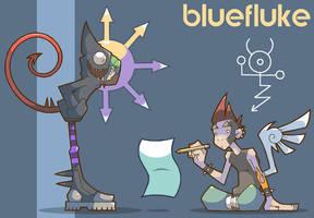 CHAO AB ORDO: we by bluefluke
