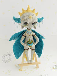 The One Who Awakens Spring by theAmigurumer