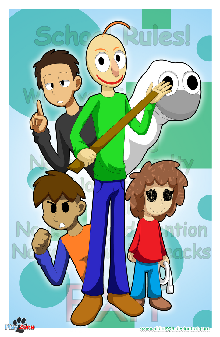baldi s basics by aldin1996 on deviantart