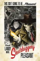 Skulduggery Poster by LeightonJohns