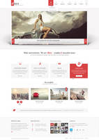 Alexx - Multipurpose PSD Theme by pixel-industry