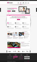 Pocket Responsive HTML5 Theme by pixel-industry