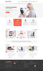 Whisper - Creative Corporate Theme by pixel-industry