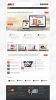 CleanBIZ Wordpress Version by pixel-industry