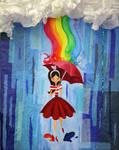 Rainbow by Madame-Mustachio