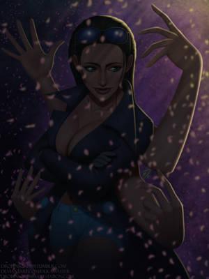 One Piece: Nico Robin by Dekamaster