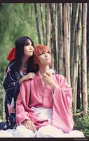 Rurouni Kenshin [Kenshin and Kaoru] by jiocosplay