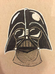 Vader by causalfault