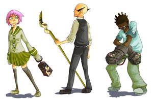 K-O-K team by Lao-Huli