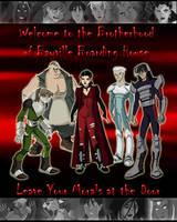 Brotherhood Club ID design by Segaia