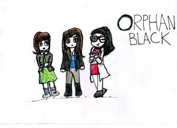 Orphan Black by ReAnimatedDoll