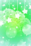FREE: Sailor Moon BG Green by Magical-Mama