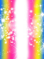 FREE: Sailor Moon Background-Rainbow by Magical-Mama
