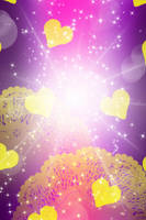 FREE: Sweet Heart Background by Magical-Mama