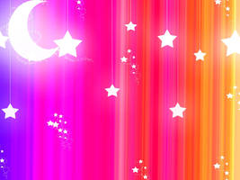 Moon n Starz Background by Magical-Mama