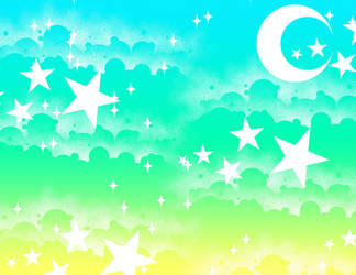 BGY Magical Girl Background by Magical-Mama