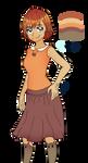 Emma Agreste - Contest Entry for TheKikkaKibaz by 8BitGalaxy