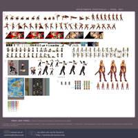 pixel art compilation by Navetsea