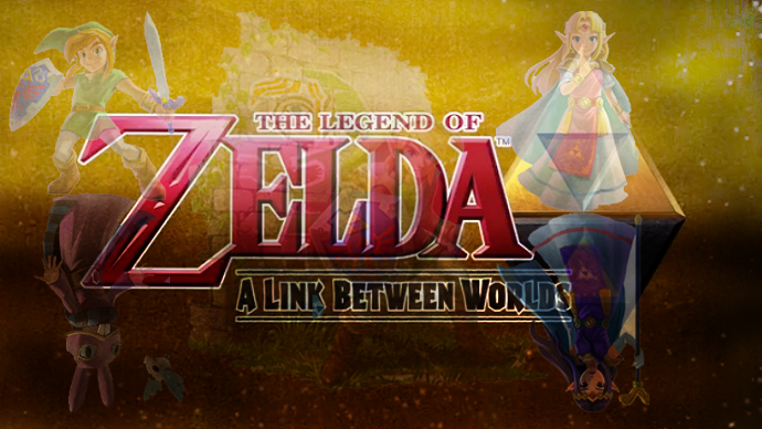Zelda A Link Between Worlds Wallpaper By Fan978 On Deviantart