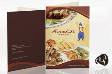 Abunawas Resto Folder by lubalubumba