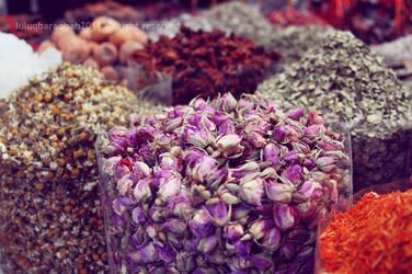 Dried Flower by lubalubumba