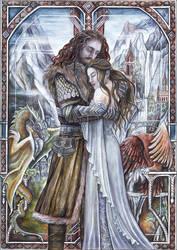 Thorin's Heart by durinheir