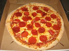 pepperoni pizza-cut by gwumpysmurfstock