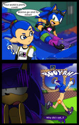 Sonic Style! by BloomPhantom
