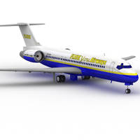 717 Flick You Airlines by VanishingPointInc