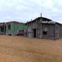 Shanty Town2 by VanishingPointInc