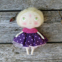Berry Summer doll by Dasha-Svetlaya