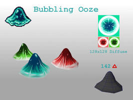 Bubbling Ooze by ExevaloN