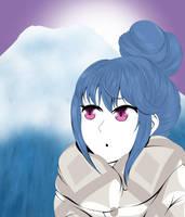 Rin Shima by AlphaDeltaZeta