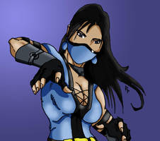 Kitana by monkeydonuts246
