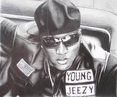 Young Jeezy by troydodd