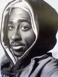Tupac by troydodd